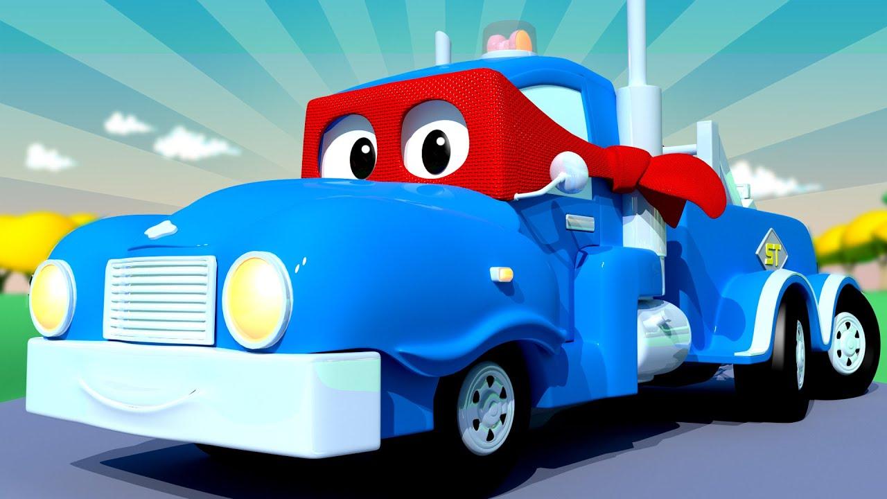 The Super Tow Truck Brisbane Carl The Super Truck Car City