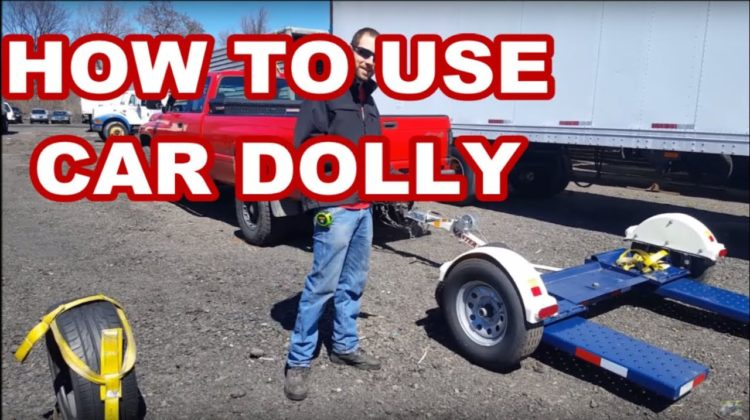 How To Use Master Tow Car Dolly Mastertow 80thd Instructions