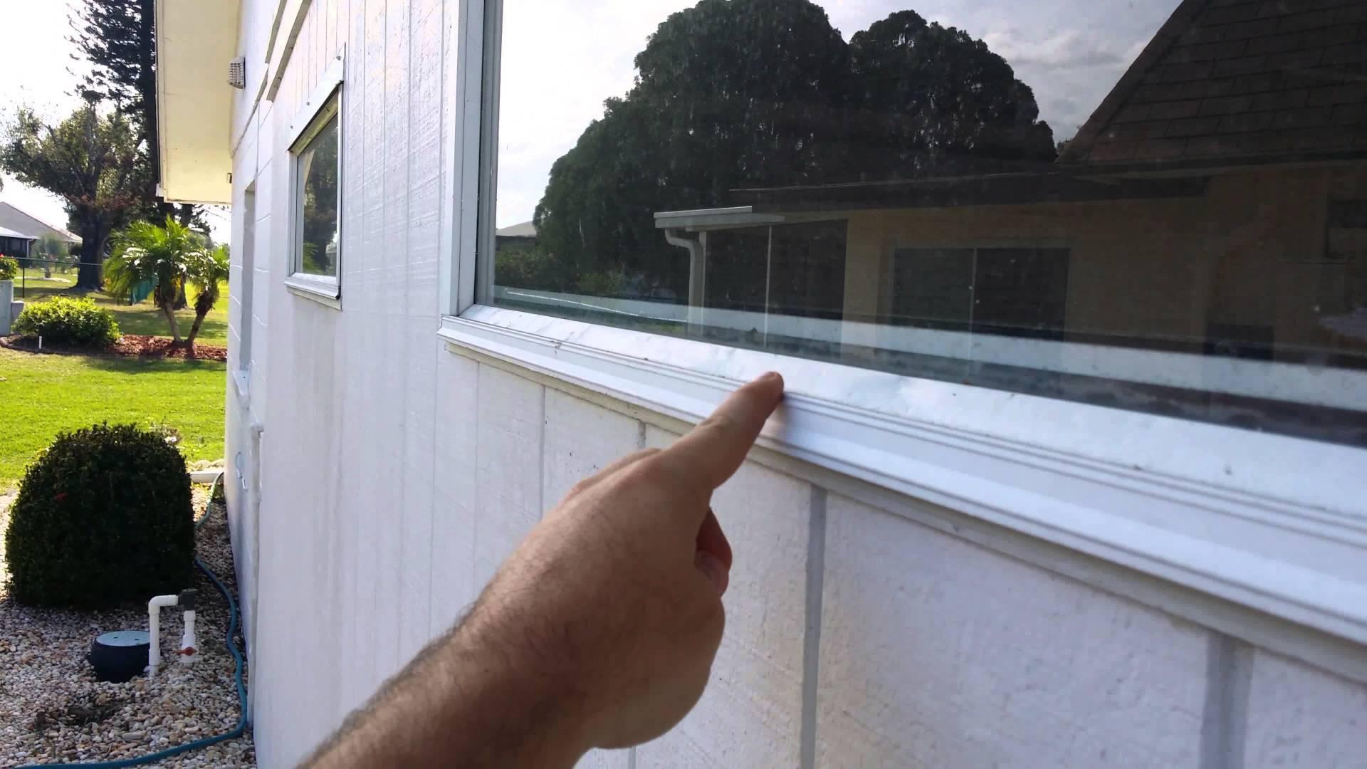 Window Vinyl Cladding Melbourne Damage From Hail